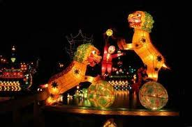luck lanterns i picked this lantern because i dragons in china the