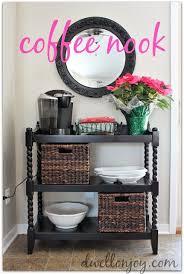 Coffee Nook Ideas The 25 Best Coffee Nook Ideas On Pinterest Coffee Area Tea