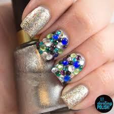 golden oldie thursdays bling u2022 polish those nails