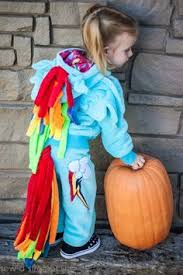 Pony Rainbow Dash Halloween Costume Rainbow Dash Element Loyalty