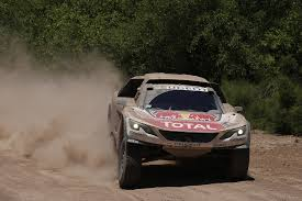 peugeot dakar peterhansel extends his dakar lead over team mate sebastien loeb