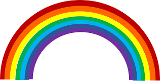 free rainbow clipart the cliparts cliparting com