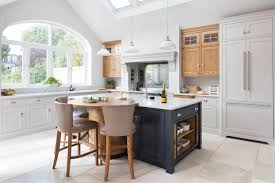 Bespoke Kitchen Design London Babington Limestone Flooring Hm Stone Library Humphrey Munson