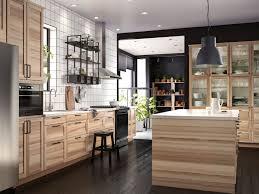 cuisine bois massif ikea cuisine bois ikea ilot inspirations avec cuisine ikea bois