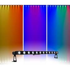 guitar center stage lights proline venue tristrip3z tri led color strip guitar center