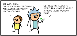Rick And Morty Meme - rick and cyanide rick and morty know your meme