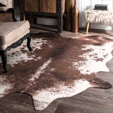 Where To Buy Cowhide Rugs Animal Rugs U0026 Area Rugs For Less Overstock Com