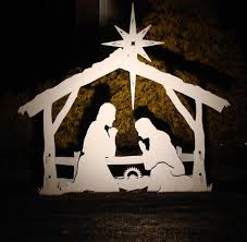 Nativity Outdoor Decorations Nativity Photo Gallery Mynativity Com