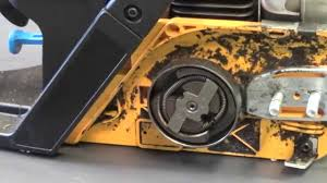 how to replace the clutch and sprocket on a poulan chain saw youtube