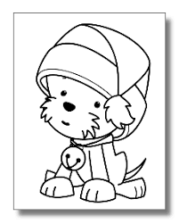 puppy free coloring pages art coloring pages
