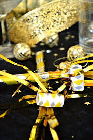 nye noisemakers dollar store new year s decorations mad in crafts