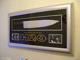 halloween h20 20 years later michael myers knife display original