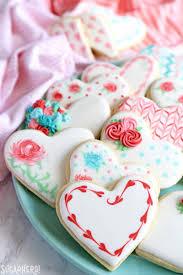 valentines cookies s day sugar cookies sugarhero