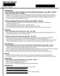 Journalism Resume Http Www Personalstatementsample Net Professional Finance
