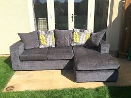 Scatter Back Cushions Dfs Rapide L Shaped Sofa With Left Hand Chaise End Scatter Back