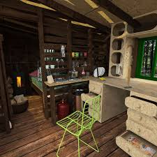 Simple Cabin Plans With Loft Simple Small Cabin Plans