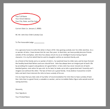 free character reference letter for court template samples