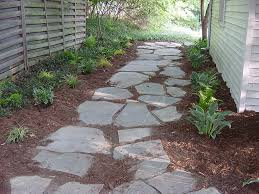 outdoor home depot edging stone step stones lowes patio