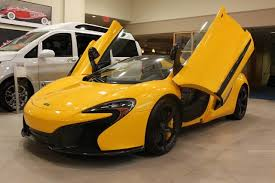 mercedes sugar land service pre owned 2016 mclaren 650s spider convertible in sugar land