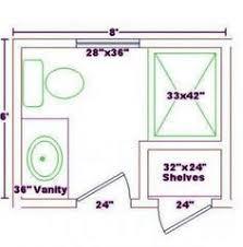 5x8 Bathroom Layout by 5 X 9 Bathroom Floor Plans Amazing House Plans