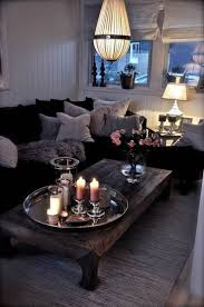 interior black living room ideas pictures black n white living