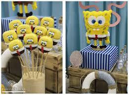 sponge bob birthday party u2013 little wish parties