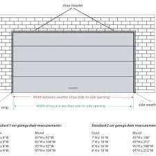 single garage size garage door double steel literarywondrous standardarage door