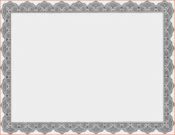 awards certificates templates for word pay stub template 8