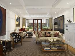 Elegant Home Design New York Elegant Manhattan Townhouse With Indoor Swimming Pool