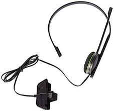 amazon black friday headset amazon com xbox one chat headset microsoft video games