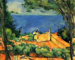 Madame Cezanne In A Red Armchair Paul Cézanne Gallery Bestofpainting