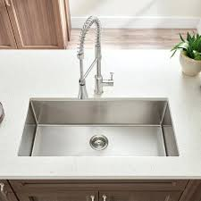 Single Tub Kitchen Sink Single Bowl Kitchen Sink Faucet Single Tub Stainless