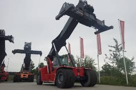 kalmar drf450 65s5x reach stacker for sale forkliftcenter