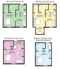 Floor Plans With Dimensions Outstanding Small Apartment Floor Plans Pics Decoration