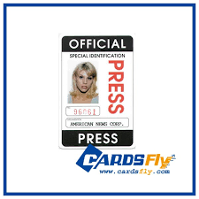 How To Make Employee Id Cards - customized printing pvc photo id cards plastic sample employee