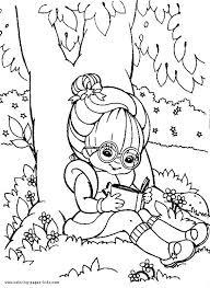 rainbow brite coloring pages online colorir e pintar desenhos