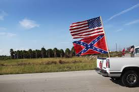 Confederate Flag Decals Truck The Fight Over Confederate Statues Could Make Or Break Democrats