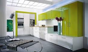 green building kitchen cabinets cream belmont color themed chrome