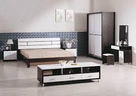 furniture interesting modern black bedroom design and decoration