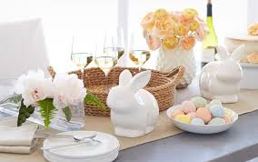 Easter Table Decorations To Buy by Easter Decorations And Centerpieces Crate And Barrel