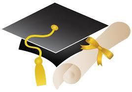 graduation diploma graduation cap vector free vector at vecteezy