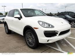 Porsche Cayenne White - 2011 sand white porsche cayenne s 34242247 gtcarlot com car