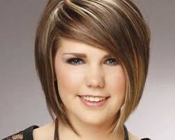 the best haircuts for overweight women best haircuts for chubby and round faces 2016