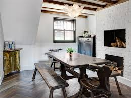 The Dining Room Brooklyn Home Tour Small Rooms Big Design In Brooklyn Coco Kelley