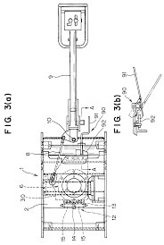 patent us6302620 manually operated walk behind roadway roller