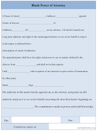 uk power of attorney form gallery form example ideas