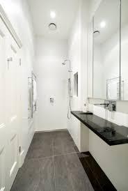 modern small bathrooms ideas small narrow bathroom layouts with shower tiny modern bathroom