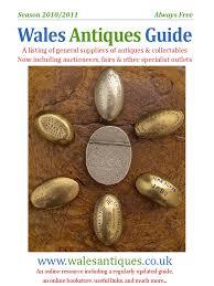 wales antiques guide 2010 antique wales