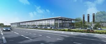mercedes headquarters 60m mercedes benz dealership plan gets the go ahead car dealer