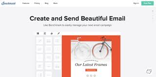 Best Email Address Format For Business by Benchmark Email And Icontact Reviews Best Email Marketing